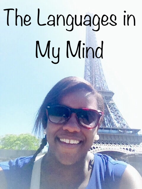 The Languages in MyMind
