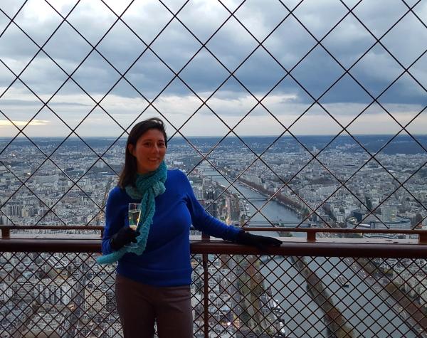 Kris Eiffel Tower