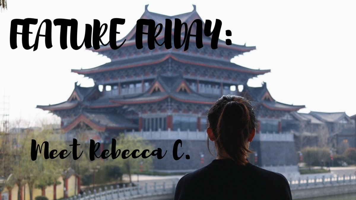 Feature Friday: Meet RebeccaC.