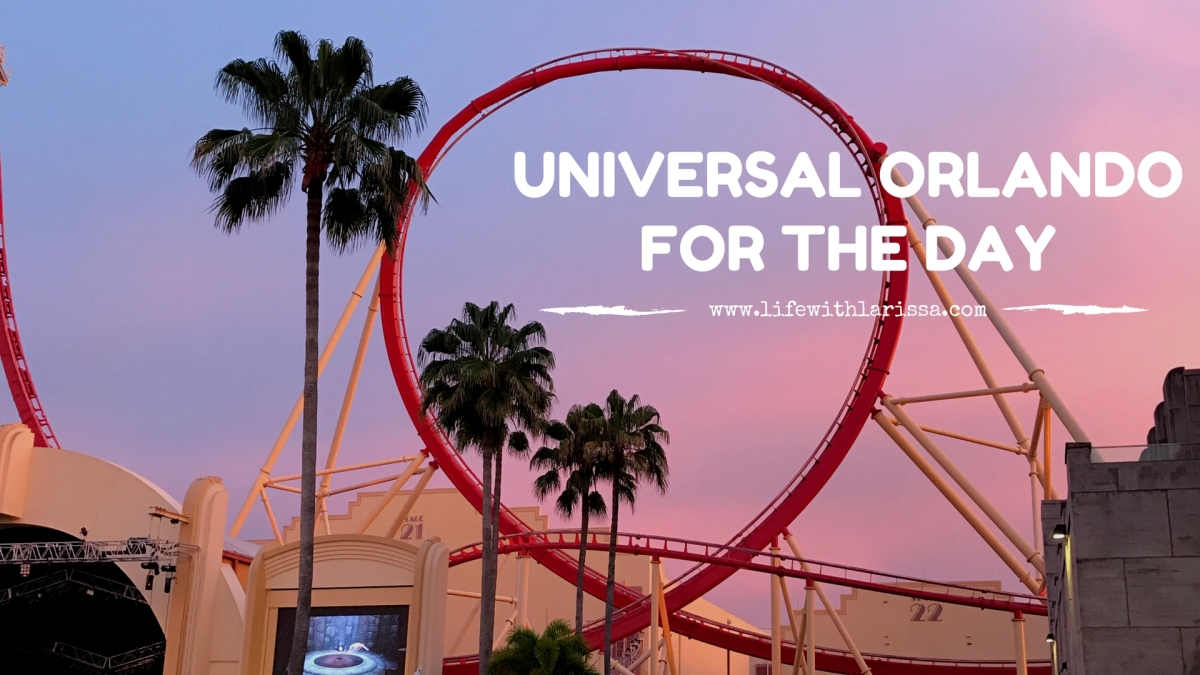 Universal Orlando for theDay